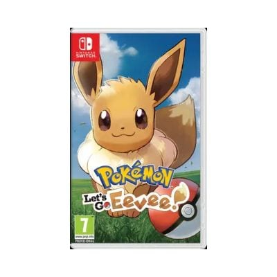 Pokemon Eevee för Nintendo Switch