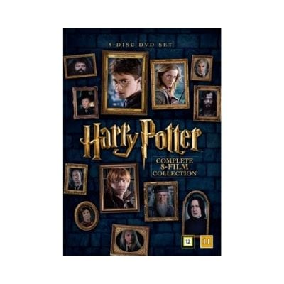 Harry Potter filmbox