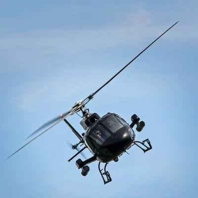 Eller ge din bästa vän en helikoptertur över stan i födelsedagspresent.