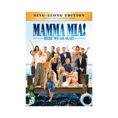 Eller Mamma Mia i sing along version.